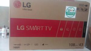 Vendo Tv Lg Smart Tv 43 Pulgadas Nuevo