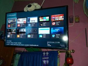 smart tv samsung 40 pulgadas como nuevo serie J como