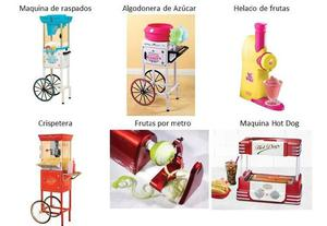 Alquiler de Elementos para todo tipo de Fiesta - Cartagena