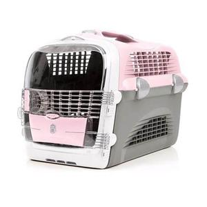 Guacal Para Gato Cabrio Rosado Cat It