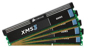 Memoria Ddr3 4gb Corsair Xms Nueva Sellada Para Pc