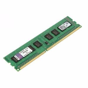 Memoria Ram Ddr3 4gb Pc Escritorio