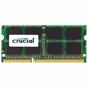 Memoria Ram Sodimm 8gb Crucial Ddr3l  Clv Para Mac