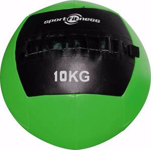 Balòn De Peso 10kg Verde  Sport Fitness
