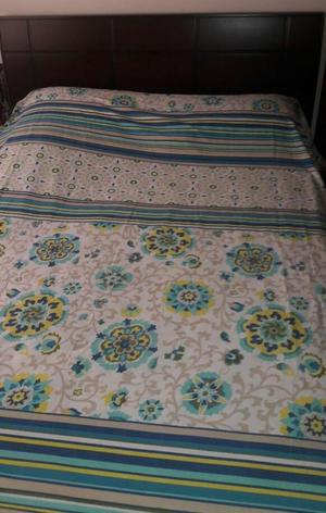 Bife color wengue posot class for Cama wengue