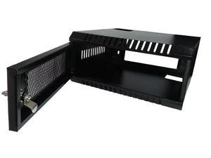 Gabinete Metalico Tipo Rack Para Dvr 40x46x17 Centimetros