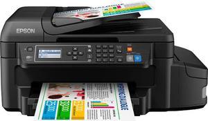 Impresora Epson Ecotank L655 Tinta Sublimación