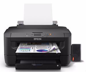 Impresora Epson Workforce  Sistema De Tinta Continuo