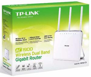 Router Tp Link Ac Archer C9 Dual Band