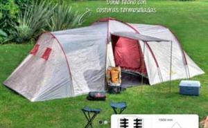Vendo Camping nuevo para 8 Personas