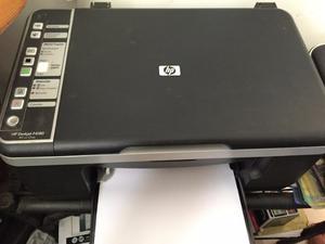 Vendo Impresora Multi Funcional Hp Como Nueva Completa
