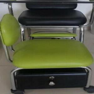 Vendo muebles de manicure y pedicure marca royal posot class for Sillas para manicure y pedicure bogota