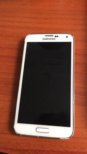 Galaxy S5 con El Display Malo negociable