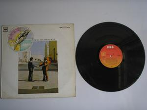 Lp Vinilo Pink Floyd Wish You Were Here Printed Mexico