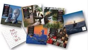 Pink Floyd Colección En Vinilo (4 Lp's) (nueva)
