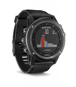Reloj Garmin Fenix 3 Gps Multideporte A Color Notificaciones