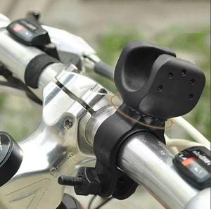 Soporte De Linterna Para Bicicleta Rota 360 Grados -