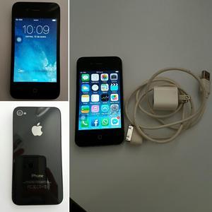 Vendo Excelente iPhone 4 de 32 Gb Libre