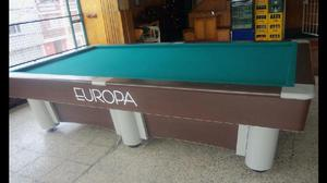Vendo Mesas de Billar Nuevas Y Usadas - Bogotá