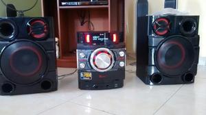 Equipo Sonido Lg Bluetooth, Usb, Nfc