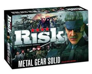 Juego De Risk De Metal Gear Solid, Envio Gratis