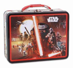 Lonchera Grande Relieve - Star Wars Envio Gratis