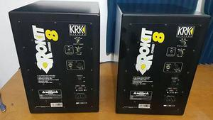 Monitores De Studio Profesional M Audio Tarjeta De Audio