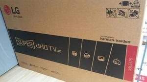 SMART TV LG 55 PULGADAS 4K UHD