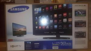 TELEVISOR SAMSUNG SMART TV 50 PULGADAS EN CAJA PARA ESTRENAR