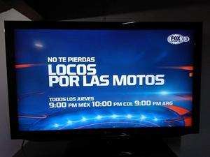TV LCD DE 47 PULGADAS EN PERFECTO ESTADO.