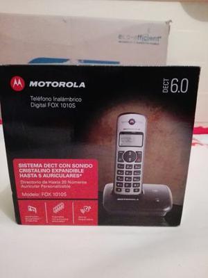 Telefono Inalambrico Motorola