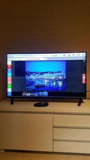 televisor 40 pulgadas lg smart tv