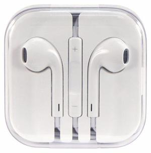 Audifonos Apple Earpods Originales Iphone 5 5s 6 6s Ipad