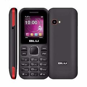 Blu Z3 Dual Sim Camara Radio Micro Sd Linterna Envios Gratis