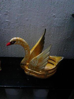 Cisnes en Madera - Bogotá