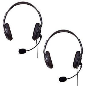 Hde Auriculares De Xbox 360 Xbox Juego De Chat En Vivo Par