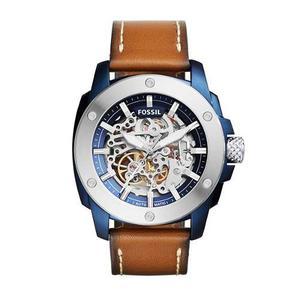Reloj Fossil Me Azul Marrón Hombre