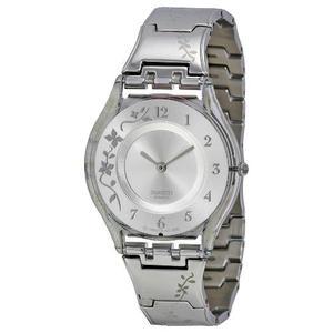 Reloj Swatch Sfk300g Acero Plateado Mujer