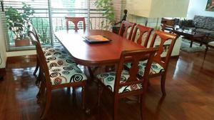 Ganga muebles de comedor con bifet posot class for Comedor 8 puestos