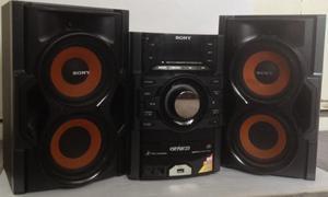 Equipo De Sonido Sony Genezi Usado En Buen Estado