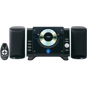 Microsistema De Naxa Ns-435 Digital Mp3/cd Am / Fm Radio