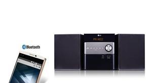 Minicomponente Lg Cm Bluetooth Usb Aux Hi-fi