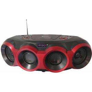 Naxa Npb-266 Mp3/cd Bluetooth Fiesta Boombox