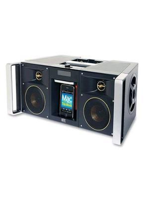 Speaker - Marca Altec Para Iphone - Ipod Importado! Parlante