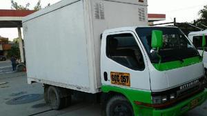 Camión Mitsubishi Canter - Barranquilla