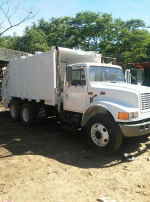 Camion Compactador Internacional Modelo 2000 - Bucaramanga