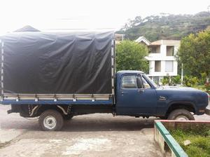 DODGE 100 CON DOBLE Y MOTOR TURBO DIESEL - Chiquinquirá