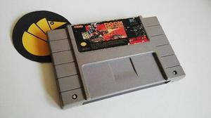 Doom Troopers Super Nintendo Snes / Armadilo Nes Sega N64