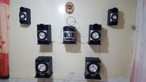 Equipo De Sonido Lg De  W