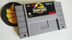 Jurassic Park Super Nintendo Snes / Armadilo Nes Sega N64